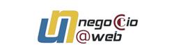 Logotipo Marca registrada Un Negocio Una Web - Proyecto formativo de implantación tecnológica en España