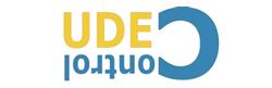Logotipo de la Marca registrada UDEcontrol - CMS Gestor de Contenidos