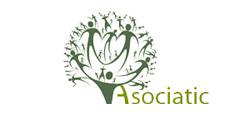 Logotipo Asociatic Proyecto formativo para la presencia en Internet de Asociaciones y Colectivos