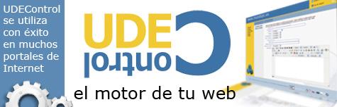 ITEA Soluciones TIC - Gestor de contenidos UDEControl -