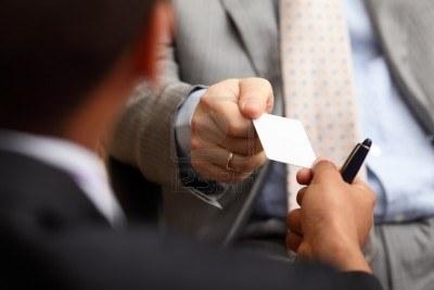 ITEA Soluciones TIC - La importancia de la tarjeta de presentación en networking -