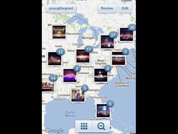 ITEA Soluciones TIC - Instagram 3.0: nuevo diseño y geolocalización -