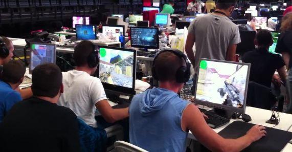 ITEA Soluciones TIC - Asturparty 2012 a punto de comenzar -